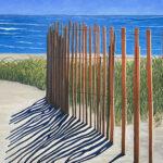 Original coastal seascape art bonnie perlin